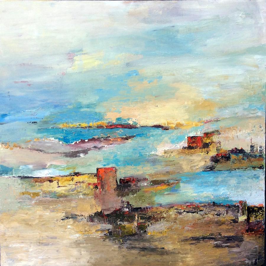 schilderij van Jaik