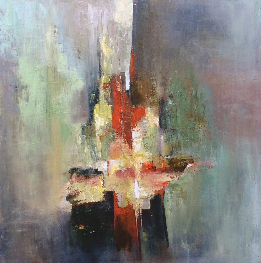 A4 schilderij van jaik