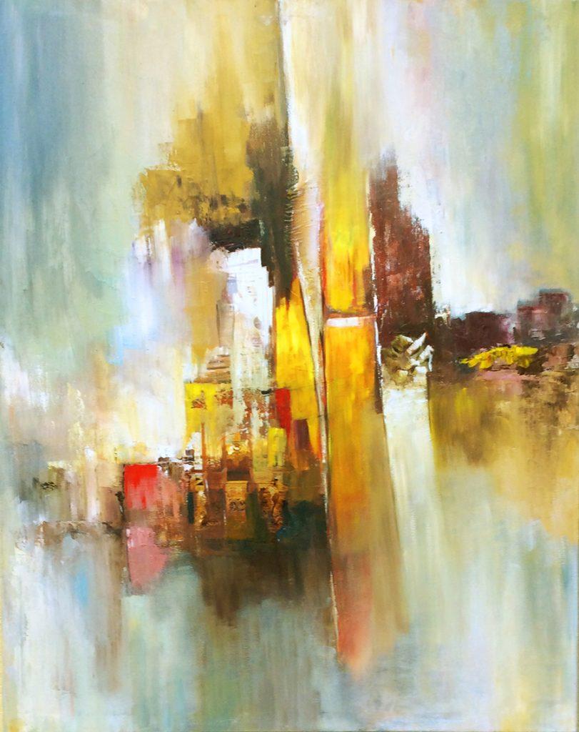 A9 schilderij van Jaik
